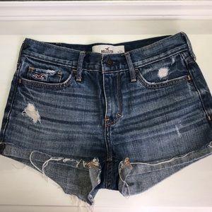 Hollister Jean Shorts - High Waisted